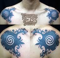 the origin of iban tattoos 2 0 the return of panggau warriors tropaws. Black Bedroom Furniture Sets. Home Design Ideas